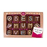Best Mum Ever Chocolate Sleeve - Mother's Day Gift - Say It with Biscuits