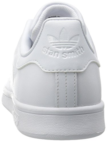 adidas Stan Smith, Baskets Basses Homme Ftwwht-Ftwwht-Ftwwht