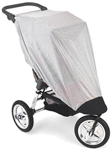 Baby Jogger City Mini 3/GT Zanzariera, Grigio