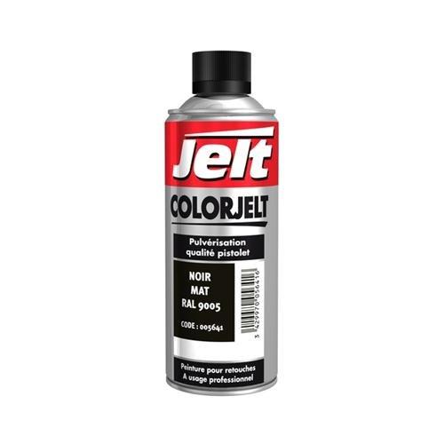 Peinture de retouche Colorjelt noir mat Jelt 005641