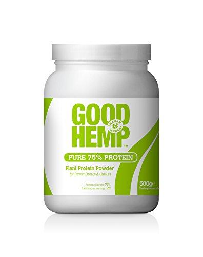 Good Hemp Pure Protein 75% 500g