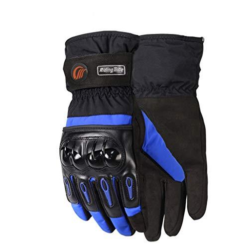 guanti monster energy Guanti moto touch screen Guanti moto impermeabili termici antivento Guanti motocross resistenti all usura per gare di montagna all aperto