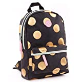 Milky Kiss Backpack Be You Medium Kinder-Rucksack, 33 cm, Schwarz (Black)