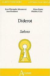 Diderot : Salons