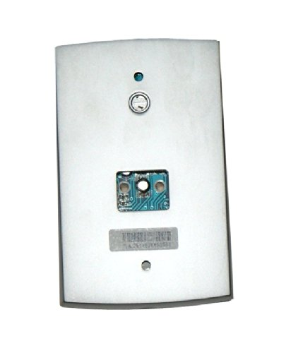 Y9N - EXTERNAL RFID ACCESS CONTROLLER STAINLESS STEEL WITH 10 KEYFOBS DOOR ENTRY EXIT CONTROL