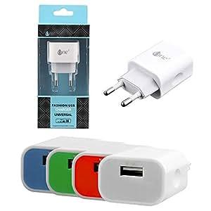 Chargeur universel chargeur usb HTC Desire 626 chargeur secteur port usb - Bleu