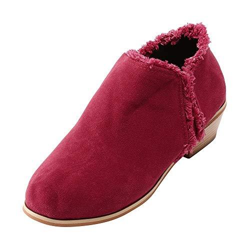 Preisvergleich Produktbild Stiefel Hochhackigen Damen Stiefel Stiefeletten Scheuern Sie Platz der Art- und Weisefrauen mit Einzelnen Aufladungen Britischen Martin Aufladungen