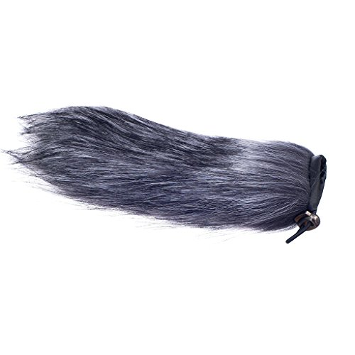 Imported Microphone Fur Windscreen Windshield For Camera camcorder Recorder 18cm  available at amazon for Rs.415