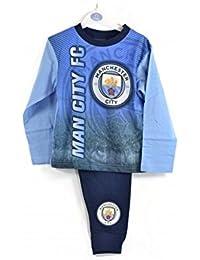 d634cd5b Amazon.co.uk: Manchester City F.C. - Sleepwear & Robes / Boys: Clothing