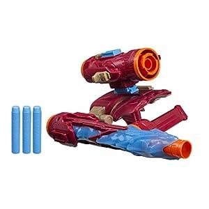 Marvel Avengers-E0562 Assembler Gear Iron Man, Multicolor, Talla única (Hasbro E0562EU4)