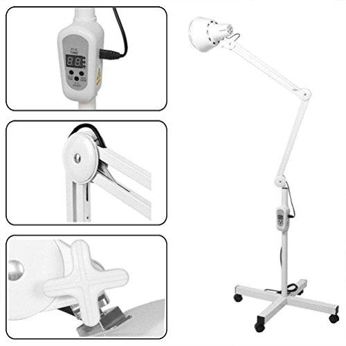 Infrarot-Wärmelampe Lointain IR Heizung Fußbodenheizung Linderung Schmerztherapie Effektiv Dimmbar Arthritis Bild 3*