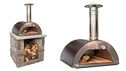 Wood Fired Pizza Oven - Nonno Peppe