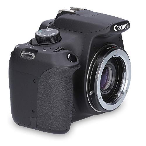 Berlin Optix Minolta MD mit Glas kompatibel mit Canon EOS Lens Objektiv Adapter