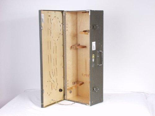 Preisvergleich Produktbild Schwedische Holzkiste gebraucht 75 x 30 x 18 Werkzeugkiste Munikiste