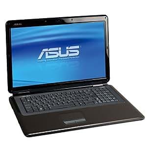"""ASUS K70IC TY014V Core 2 Duo T6600 / 2.2 GHz RAM 4 Go HDD 500 Go DVD±RW (±R DL) / DVD-RAM GF GT 220M Gigabit Ethernet LAN sans fil : 802.11b/g/n Microsoft Windows 7 Ãdition Familiale Premium 17.3""""  écran large TFT 1600 x 900 Color Shine cam éra"""