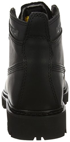 Melody Schwarz Caterpillar Stiefel Damen Black Womens Solid 4w14x