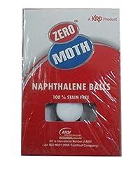 Zero Moth Naphthalene Balls