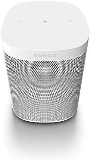 Sonos One SL All-In-One Smart Speaker, (Krachtige Wifi-Luidspreker, Met App-Besturing En Airplay 2, Multiroom