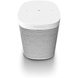 Sonos One SL - Enceinte sans-fil multiroom wifi - Blanc