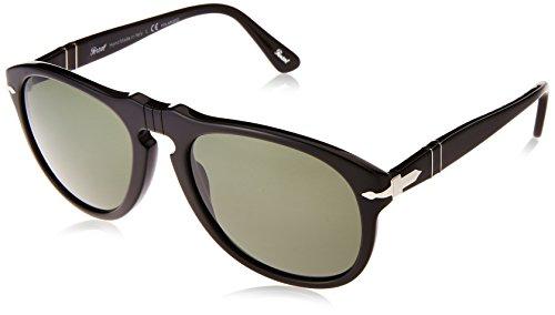 Persol Unisex Aviator Sonnenbrille Mod. 0649 Sole, Gr. 54 mm, 95/58