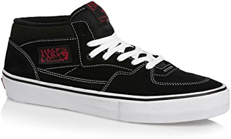 Vans Schuhe   Half Cab Pro   Black White Red