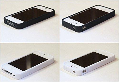fayruz- 5S Cas, Snoopy en caoutchouc TPU Housse Étui rigide pour iPhone 5/5S b-i5W340