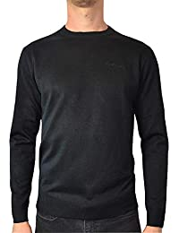Pierre Cardin Mens New Season Essential Crew Neck Knitted Jumper 9557d3c779962