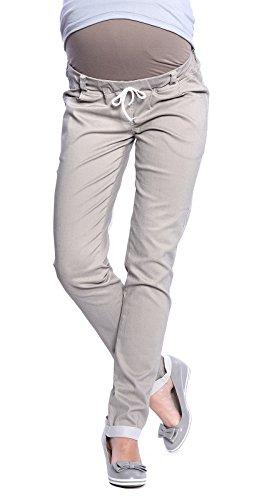 Umstandshose Jeans mit Schleife