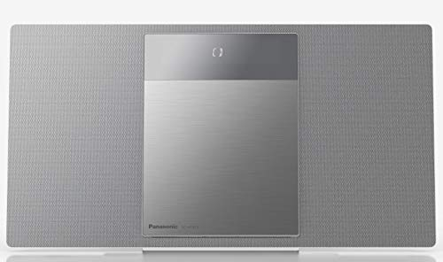 Panasonic SC-HC410EG-S- Microcadena Hogar 40 W, Space