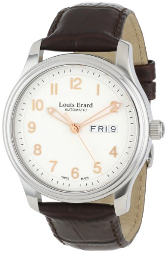 Louis Erard Men's 72268AA01.BDC21 Heritage Day Date Automatic Watch