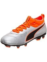 Puma One 3 LTH FG Jr, Zapatillas de Fútbol Unisex para Niños