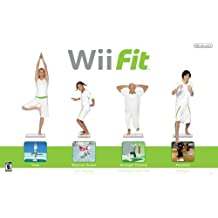 Wii Fit (Inlcuye Wii Balance Board)
