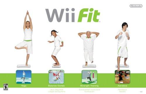 Wii Fit (UK-Import, multilingual - Spiel und Anleitung komplett in Deutsch) [UK-Import]