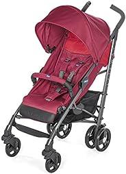 Chicco Lite Way3 Top BB Baston Bebek Arabası, Kırmızı