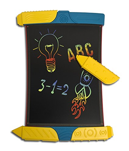 Boogie Board Scribble and Play Color Tablette d'écriture LCD + Stylet Papier Intelligent pour Le Dessin eWriter pour Les 3 Ans et Plus