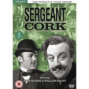 Sergeant Cork (Complete Series 3) - 4-DVD Set ( Sergeant Cork - Complete Series Three ) [ NON-USA FORMAT, PAL, Reg.2 Import - United Kingdom ]