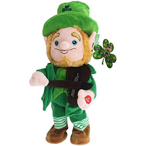 St Patricks Geschenke - PMS Tanzen-Kobold-Tanzen-Geigen-Spiel - Tag St. Patricks