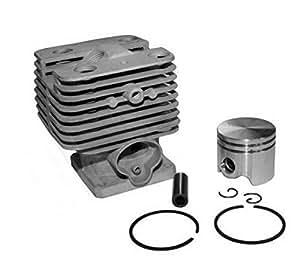 LUO'S Kit Zylinder & Haus-Kolben (35mm) Ersatz Chainsaw Stihl Models BT 121-z
