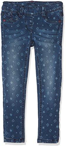 s.Oliver Mädchen Jeans 53.708.71.3055, Blau (Blue Denim Stretch 56Z7), 122 (Herstellergröße: 122/REG)