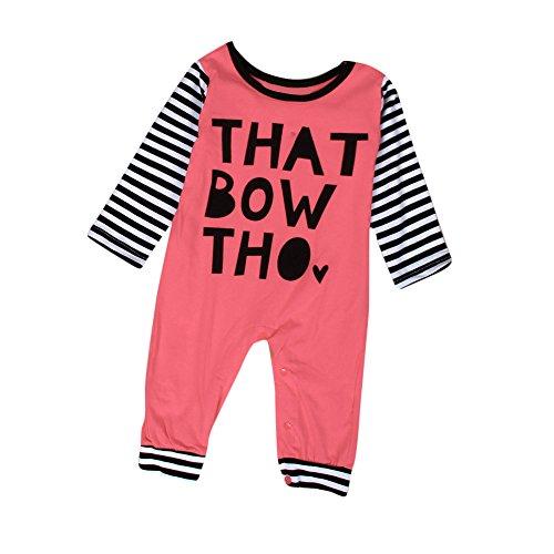 per Jumpsuit Outfits Jungen Zweiteiliger Schlafanzug Drucken Tasche Brief Kinder Mädchen Overall Kids Jogger Onesie Anzug Einteilig ()