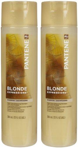 Pantene Pro-V Blonde Expressions Daily Color Enhancing Shampoo - 13 oz - 2 pk by Pantene