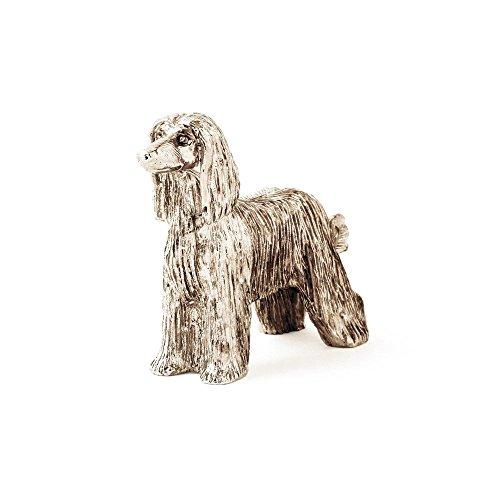 Afgahanischer Windhund Hergestellt in U.K. Kunstvolle Hunde- Figur Sammlung -