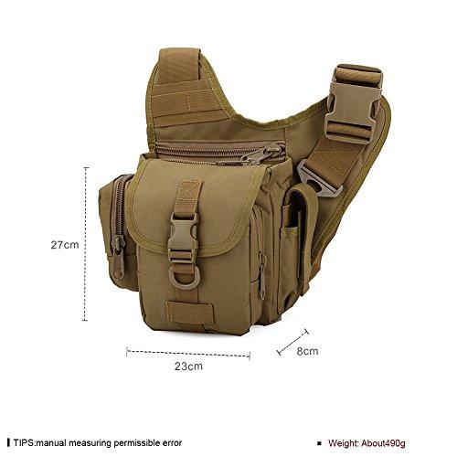 Faysting EU borsa a tracolla spalla borsa pacchetto fashion vari colori scegliere buon regalo per uomo studenti A