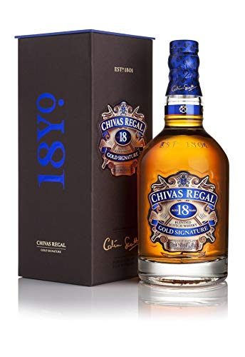 Chivas Regal 18 Years Old Gold Signature Whisky 70 cl