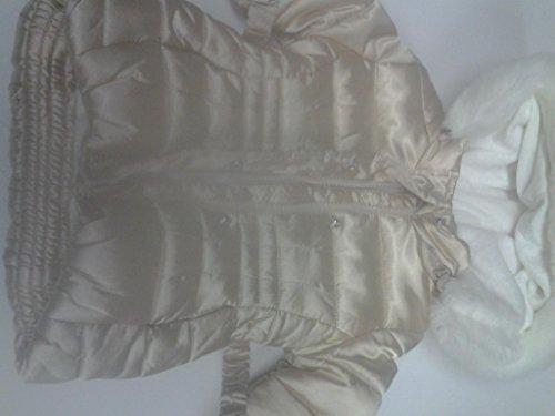 piumino chicco termico e idrorepellente tg. 6 mesi (62 cm)