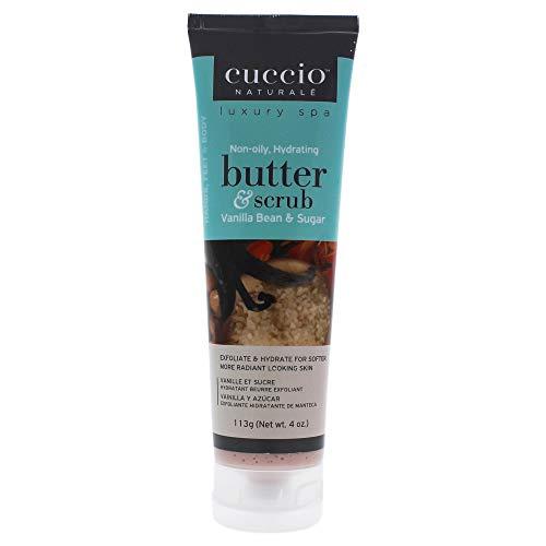 xus Spa Butter & Scrub - Vanille Bohne & Zucker 113g ()