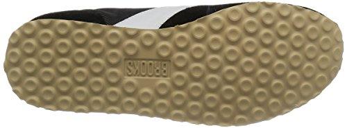 Brooks Mens Vanguard Running Shoe Gold Sequin