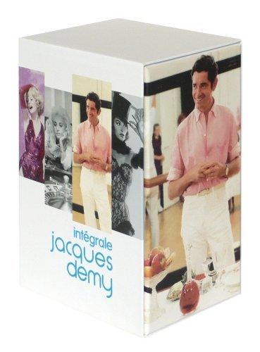 Jacques Demy Collection - 12-DVD Box Set ( Ars / Le sabotier du Val de Loire / Lola / Model Shop / Bay of Angels / The Umbrella