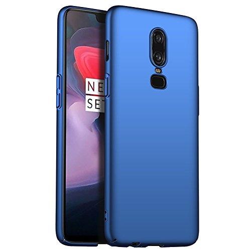 Maxx Huawei Mate 10 Lite Hülle, Hardcase Handyhülle, Bumper Schutzhülle, Premium Handy Schutz passend für Huawei Mate 10 Lite, Blau (Doppelpack, 2 Stück)