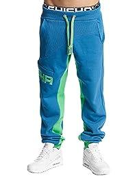 Shisha Herren Hosen / Jogginghose Sundag blau S